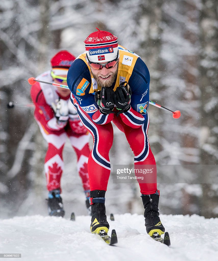 <a gi-track='captionPersonalityLinkClicked' href=/galleries/search?phrase=Martin+Johnsrud+Sundby&family=editorial&specificpeople=4668146 ng-click='$event.stopPropagation()'>Martin Johnsrud Sundby</a> of Norway during Cross Country Men 10.0 km Classic on February 13, 2016 in Falun, Sweden.