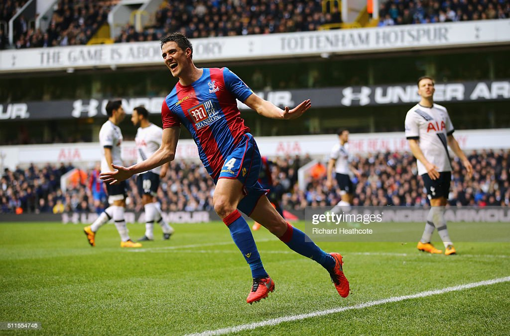 Tottenham Hotspur v Crystal Palace - The Emirates FA Cup Fifth Round