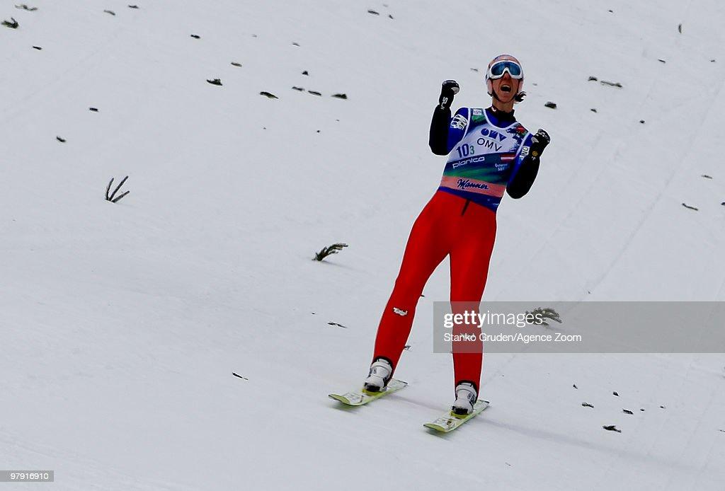 Ski Flying World Championships - Day Three