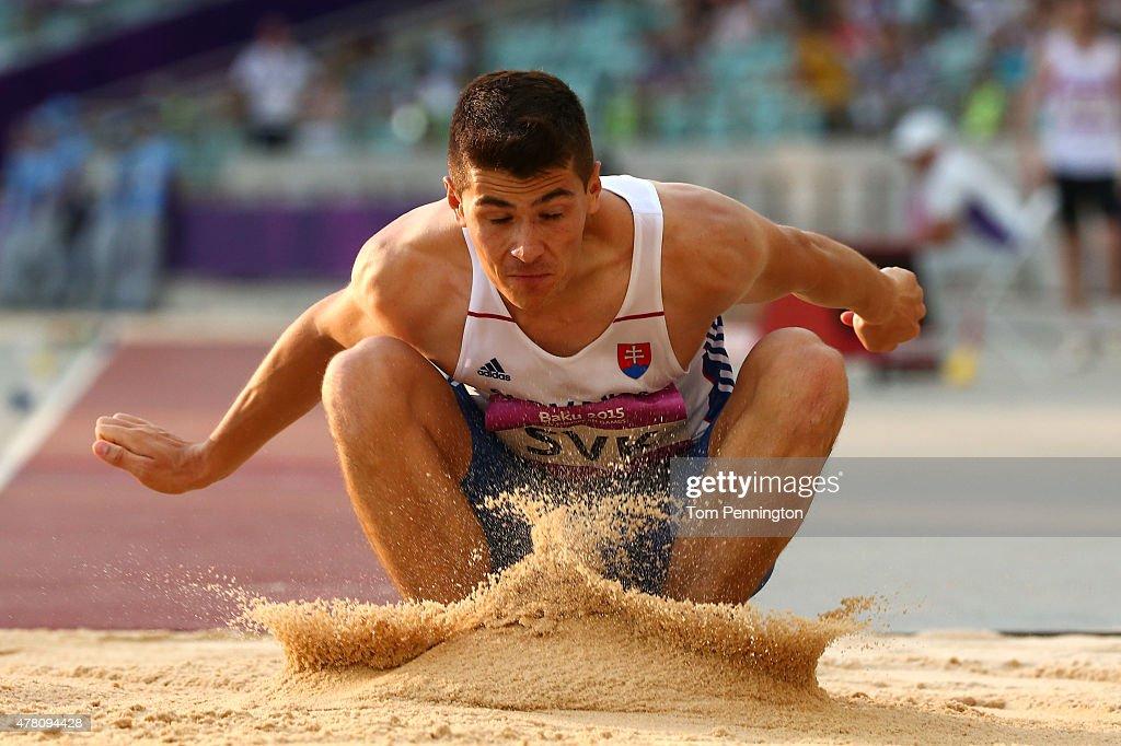 Athletics - Day 10: Baku 2015 - 1st European Games