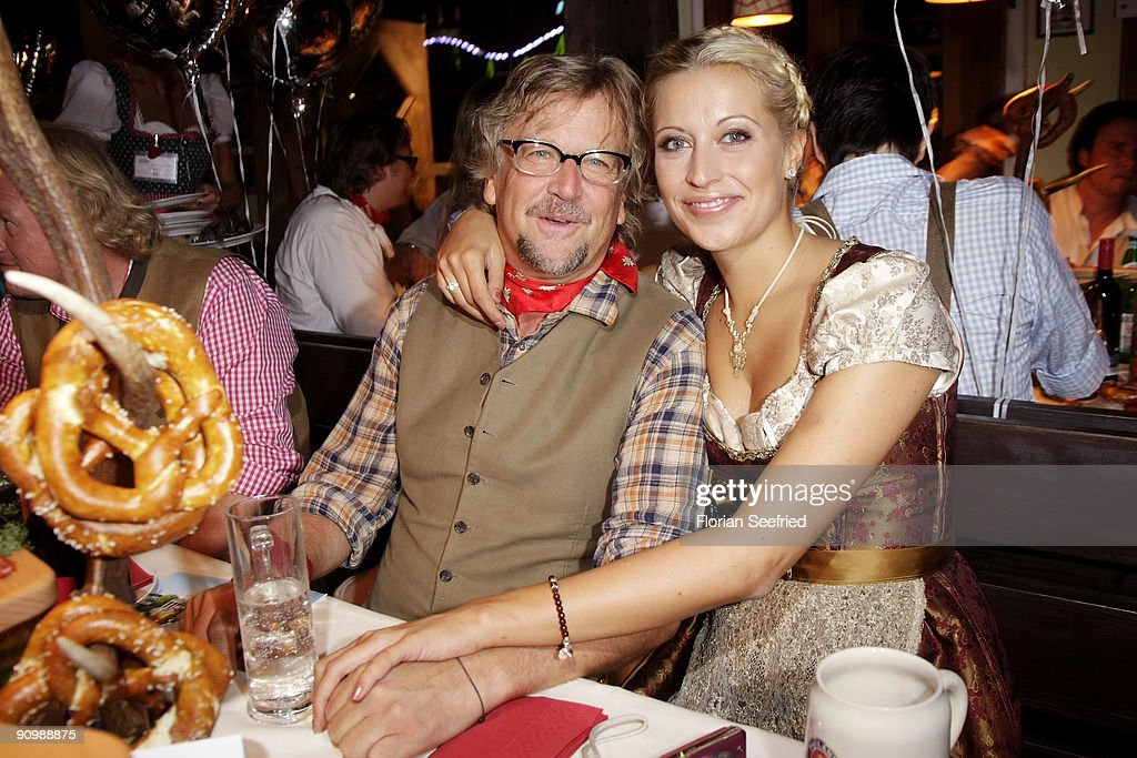 Oktoberfest 2009 - Celebrity Sightings