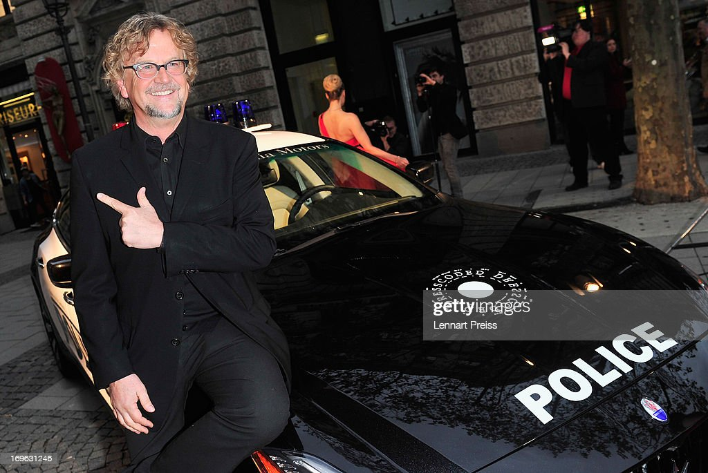 <a gi-track='captionPersonalityLinkClicked' href=/galleries/search?phrase=Martin+Krug&family=editorial&specificpeople=574482 ng-click='$event.stopPropagation()'>Martin Krug</a> attends the Dressvegas Party at Heart Private Club on May 29, 2013 in Munich, Germany.