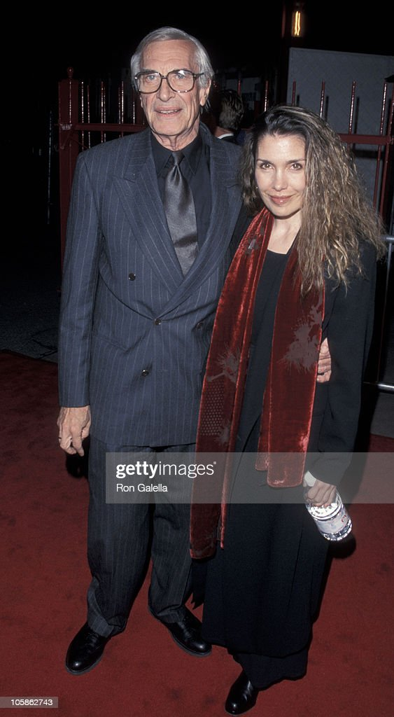 <a gi-track='captionPersonalityLinkClicked' href=/galleries/search?phrase=Martin+Landau&family=editorial&specificpeople=209352 ng-click='$event.stopPropagation()'>Martin Landau</a> and Susan Landau Finch during 'Edtv' Los Angeles Premiere at Universal Amphitheatre in Universal City, California, United States.
