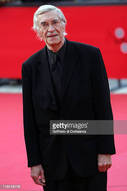 Martin Landau during 1st Annual Rome Film Festival 'Actors' Studio Presents 'A View in the American Cinema'' in Rome Italy
