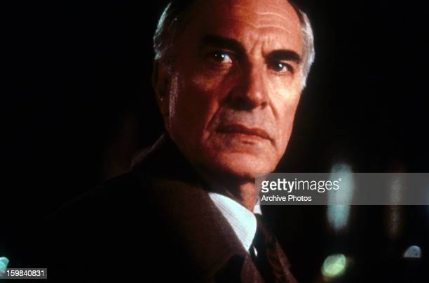 Martin Landau in a scene from the film 'Crimes And Misdemeanors' 1989