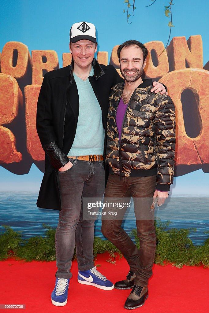 'Robinson Crusoe' Berlin Premiere