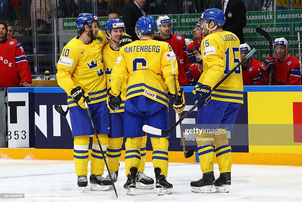 sweden third
