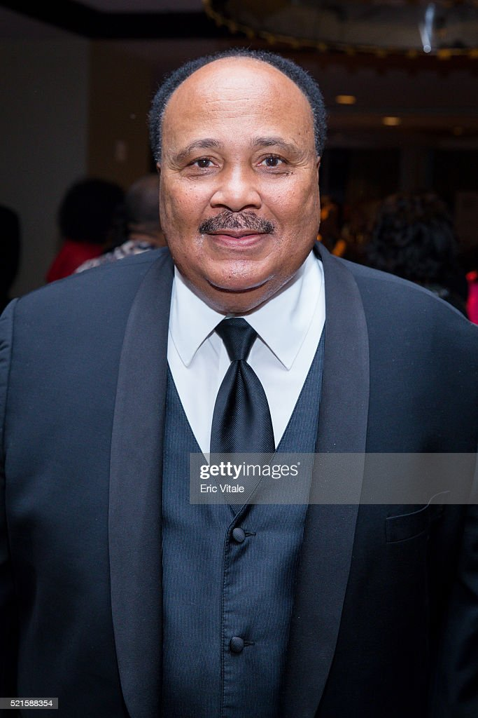 Martin Luther King III attends the 2016 NAN 'Keepers Of The Dream' Dinner and Awards Ceremony at the Sheraton New York Hotel Towers on April 14 2016...