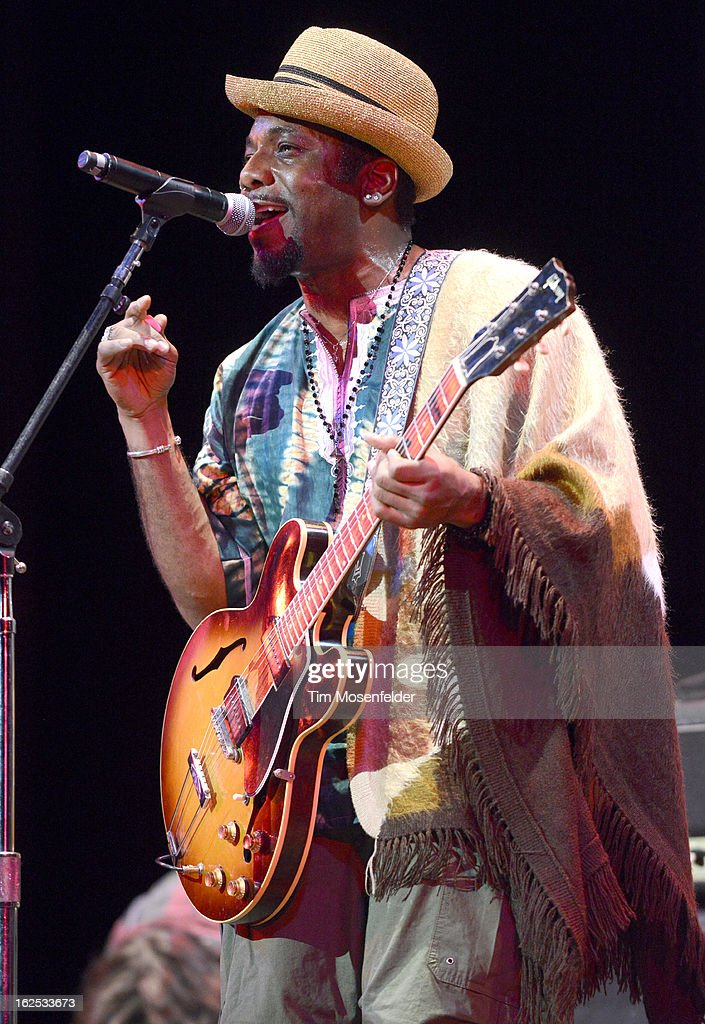 Martin Luther performs at The Paramount Theatre on February 23, 2013 in Oakland, California.