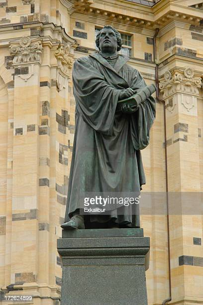Martin Luther-statue