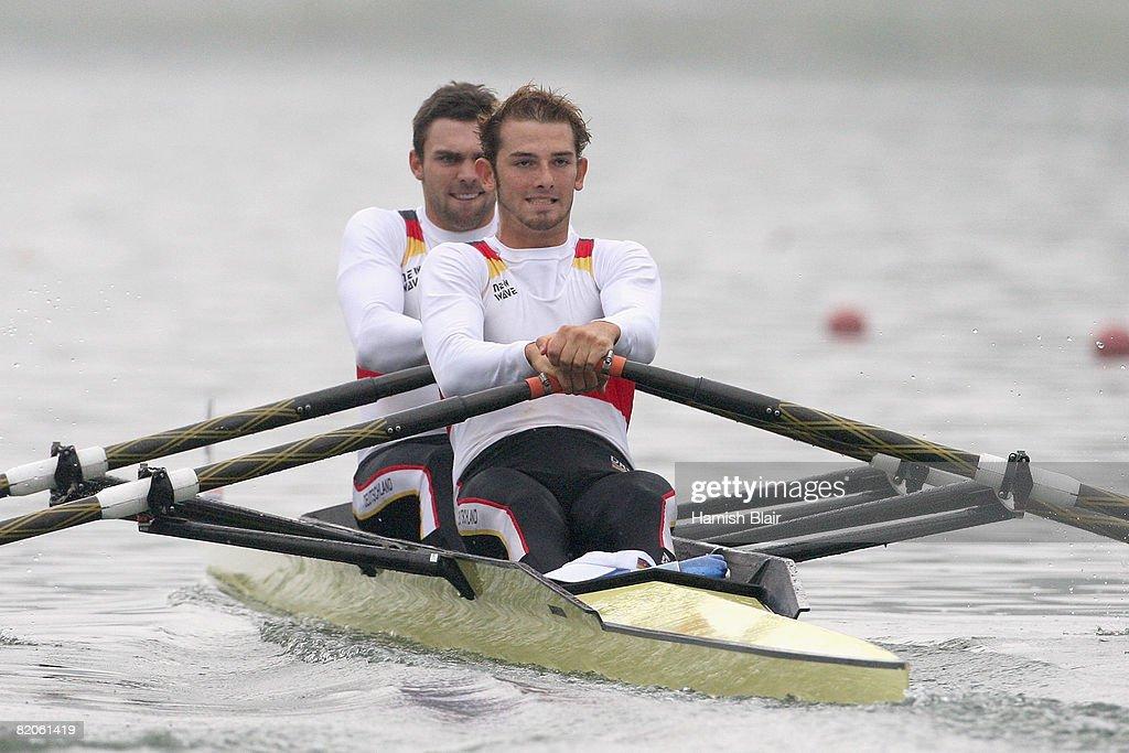 World Rowing Junior & Senior Championship | Getty Images