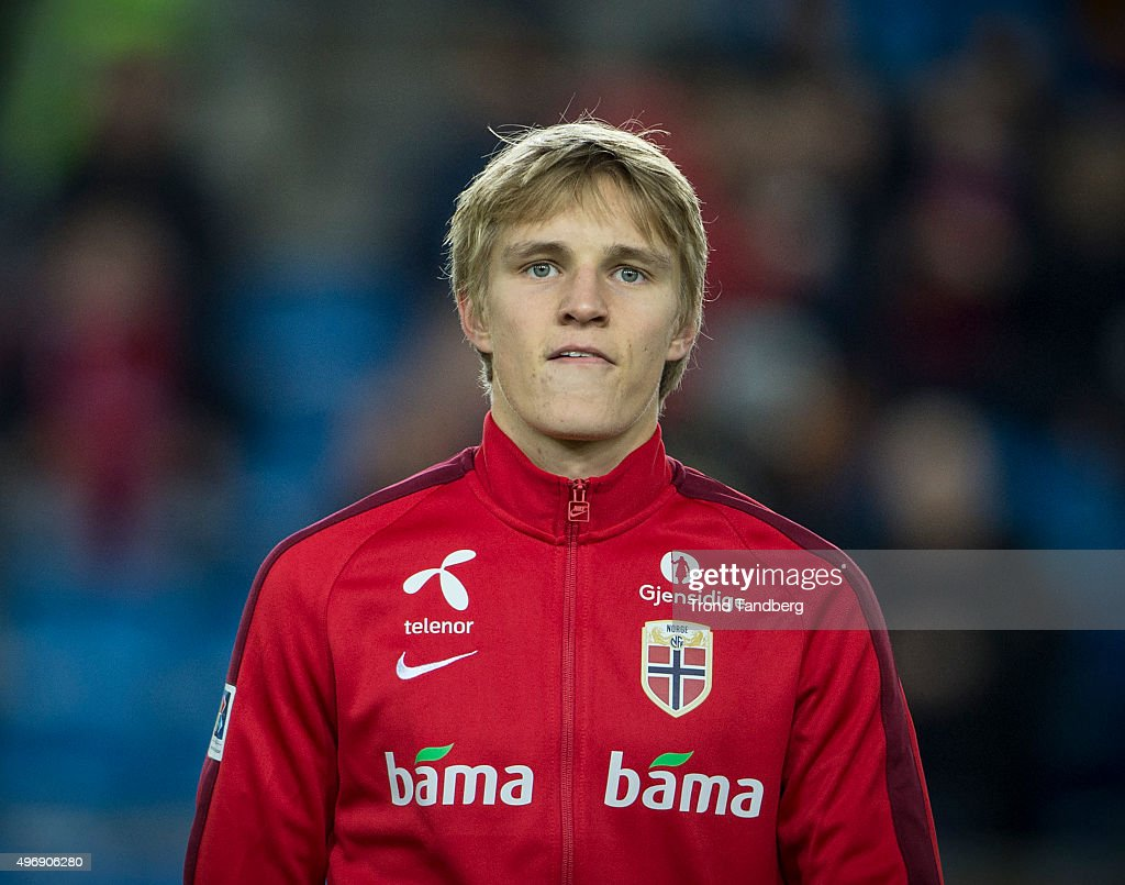 Norway v Hungary - UEFA EURO 2016 Qualifier: Play-Off First Leg