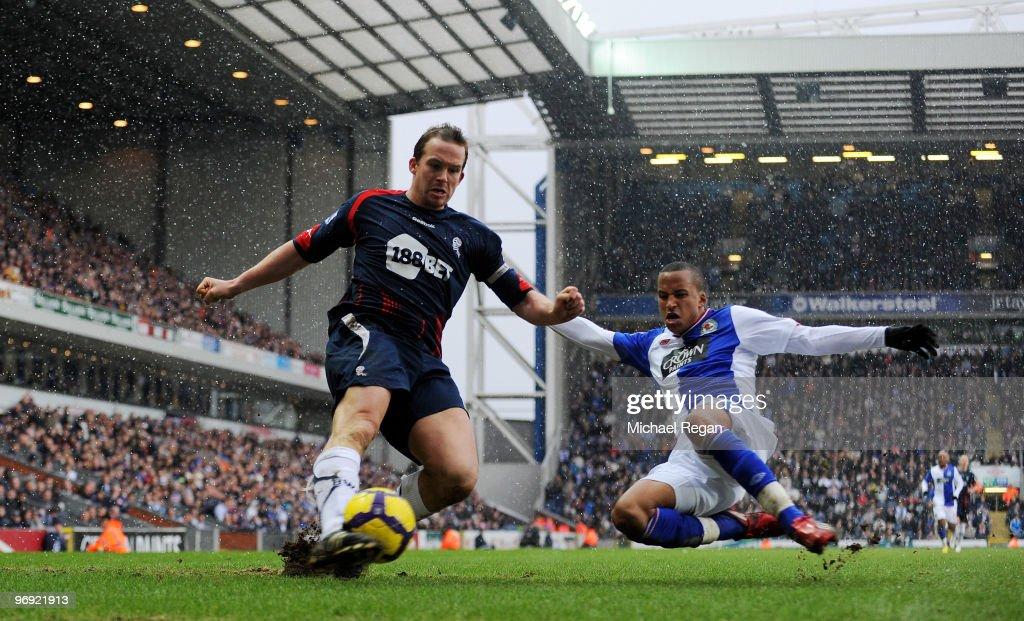 Blackburn Rovers v Bolton Wanderers - Premier League