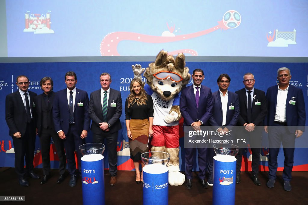 2018 FIFA World Cup European Play-Off Draw