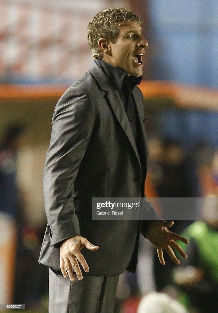 Arsenal v Union Espanola - Copa Bridgestone Libertadores 2014