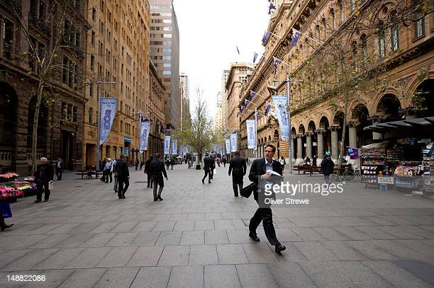 Martin Place.