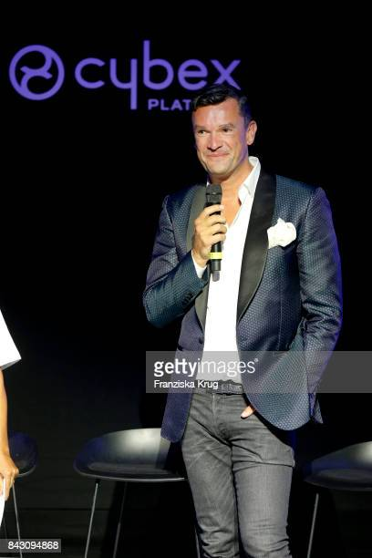 Martin Pos during the Cybex Fashion Cocktail on September 5 2017 in Berlin Germany