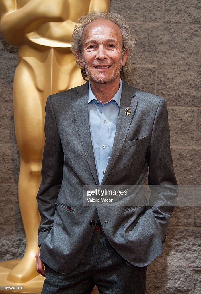 Martin Samuel attends The Academy Of Motion Picture Arts And Sciences Presents Oscar Celebrates: Makeup And Hairstyling at the Academy of Motion Picture Arts and Sciences on February 23, 2013 in Beverly Hills, California.