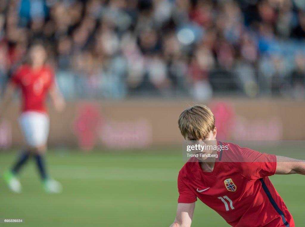 Norway U21 v Kosovo U21