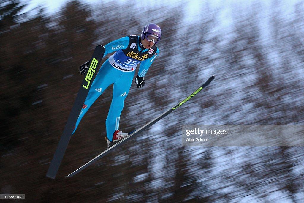 FIS Ski Jumping World Cup - Bischofshofen Day 1