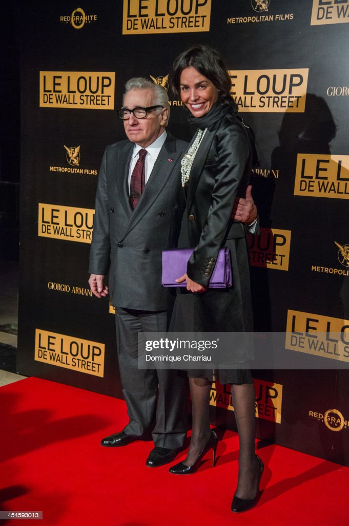 <a gi-track='captionPersonalityLinkClicked' href=/galleries/search?phrase=Martin+Scorsese&family=editorial&specificpeople=201976 ng-click='$event.stopPropagation()'>Martin Scorsese</a> and <a gi-track='captionPersonalityLinkClicked' href=/galleries/search?phrase=Ines+Sastre&family=editorial&specificpeople=206220 ng-click='$event.stopPropagation()'>Ines Sastre</a> attend 'The Wolf of Wall Street' photocall at Palais Brogniart on December 9, 2013 in Paris, France.