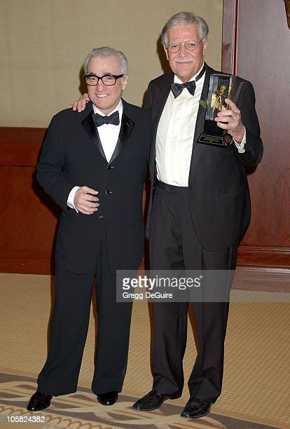 Martin Scorsese and Michael Ballhaus ASCInternational Achievement Award
