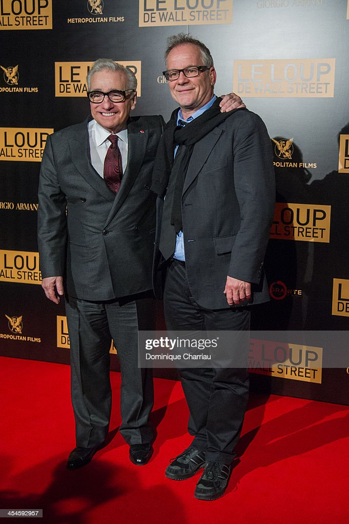 <a gi-track='captionPersonalityLinkClicked' href=/galleries/search?phrase=Martin+Scorsese&family=editorial&specificpeople=201976 ng-click='$event.stopPropagation()'>Martin Scorsese</a> and <a gi-track='captionPersonalityLinkClicked' href=/galleries/search?phrase=Thierry+Fremaux&family=editorial&specificpeople=618039 ng-click='$event.stopPropagation()'>Thierry Fremaux</a> attend 'The Wolf of Wall Street' photocall at Palais Brogniart on December 9, 2013 in Paris, France.