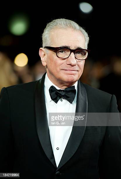 Martin Scorsese attends The Royal film performance 'Hugo in 3D' at the Odeon Leicester Square on November 28 2011 in London England