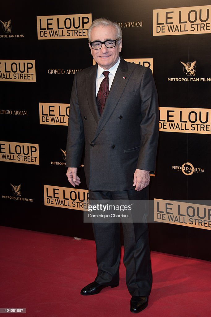 <a gi-track='captionPersonalityLinkClicked' href=/galleries/search?phrase=Martin+Scorsese&family=editorial&specificpeople=201976 ng-click='$event.stopPropagation()'>Martin Scorsese</a> attends the' Wolf of Wall Street' Photocall At Cinema Gaumont Opera Capucines at Cinema Gaumont Opera on December 9, 2013 in Paris, France.