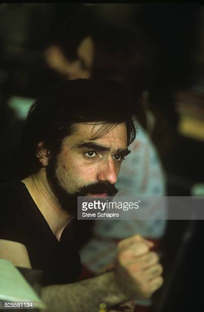 Martin Scorsese Directs Taxi Driver