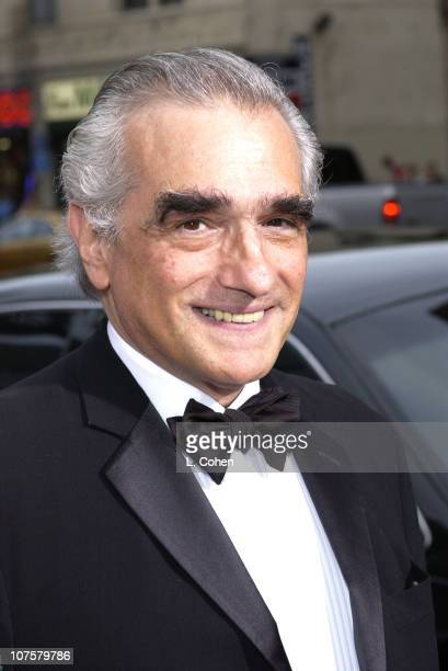 Martin Scorsese during 31st AFI Life Achievement Award Presented to Robert DeNiro Red Carpet by Lester Cohen at The Kodak Theater in Hollywood...