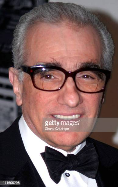 Martin Scorsese during The Museum of Modern Art Honors Martin Scorsese at the 39th Annual Party In The Garden Gala at Abby Aldrich Rockefeller...
