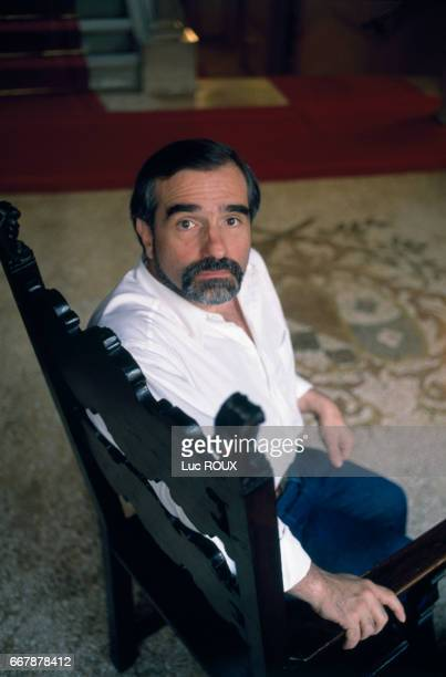 Martin Scorsese during the Venice Film Festial.
