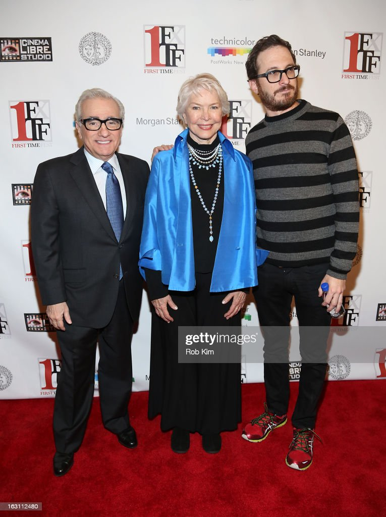 <a gi-track='captionPersonalityLinkClicked' href=/galleries/search?phrase=Martin+Scorsese&family=editorial&specificpeople=201976 ng-click='$event.stopPropagation()'>Martin Scorsese</a>, <a gi-track='captionPersonalityLinkClicked' href=/galleries/search?phrase=Ellen+Burstyn&family=editorial&specificpeople=216383 ng-click='$event.stopPropagation()'>Ellen Burstyn</a> and <a gi-track='captionPersonalityLinkClicked' href=/galleries/search?phrase=Darren+Aronofsky&family=editorial&specificpeople=841696 ng-click='$event.stopPropagation()'>Darren Aronofsky</a> attend the closing night awards during the 2013 First Time Fest at The Players Club on March 4, 2013 in New York City.