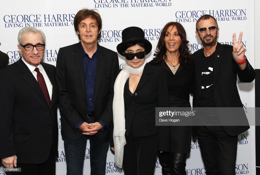 'George Harrison: Living In The Material World' - UK Premiere - Inside Arrivals