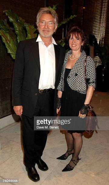 Martin Shaw attends the after party following the opening night of 'The Letter' at the Waldorf Hotel on May 1 2007 in London England