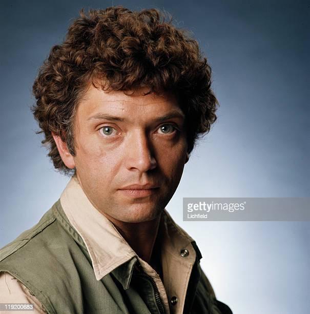 Martin Shaw British actor 20th July 1977