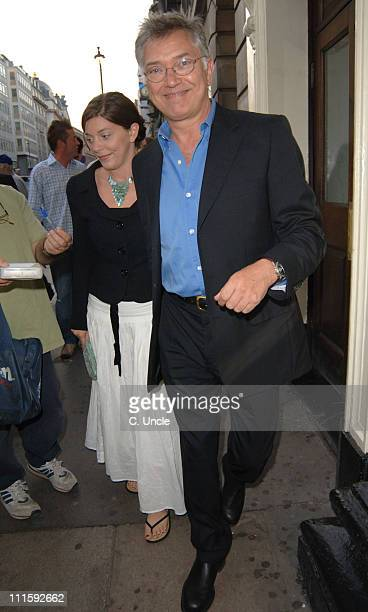 Martin Shaw during 'A Few Good Men' West End Press Night at Theatre Royal in London United Kingdom