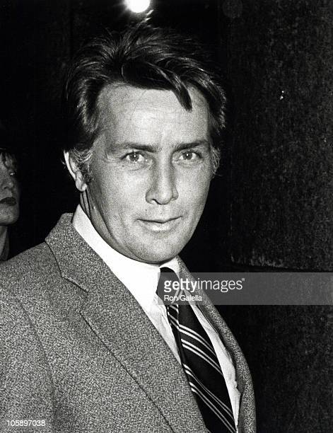 Martin Sheen during 'That Championship Season' New York Premiere December 8 1982 at Seventh Regiment Armory in New York City New York United States