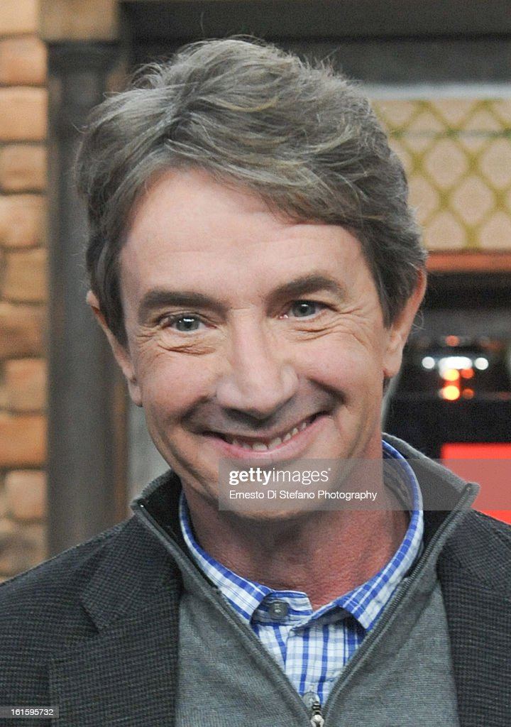 <a gi-track='captionPersonalityLinkClicked' href=/galleries/search?phrase=Martin+Short&family=editorial&specificpeople=211569 ng-click='$event.stopPropagation()'>Martin Short</a> appears on the Marilyn Denis Show on February 12, 2013 in Toronto, Canada.