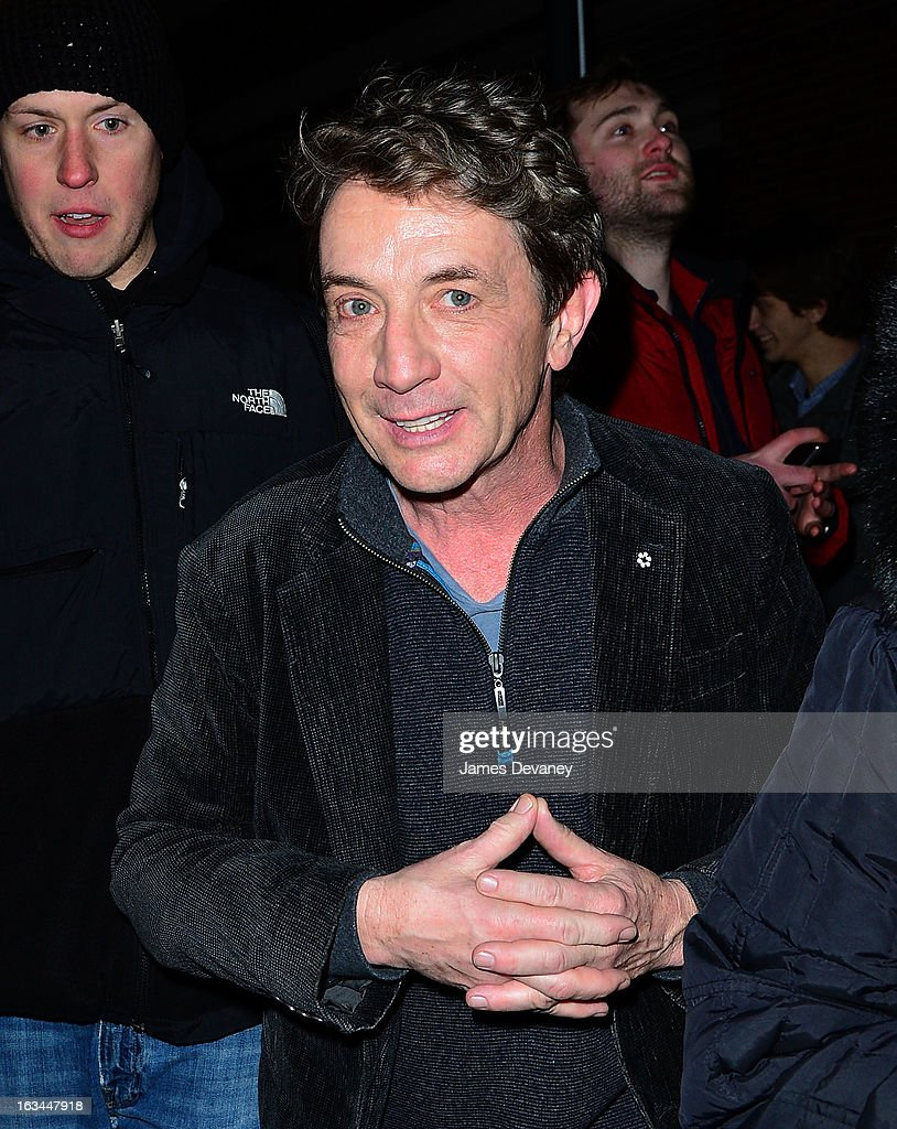 <a gi-track='captionPersonalityLinkClicked' href=/galleries/search?phrase=Martin+Short&family=editorial&specificpeople=211569 ng-click='$event.stopPropagation()'>Martin Short</a> attends SNL after party at Buddakan on March 10, 2013 in New York City.