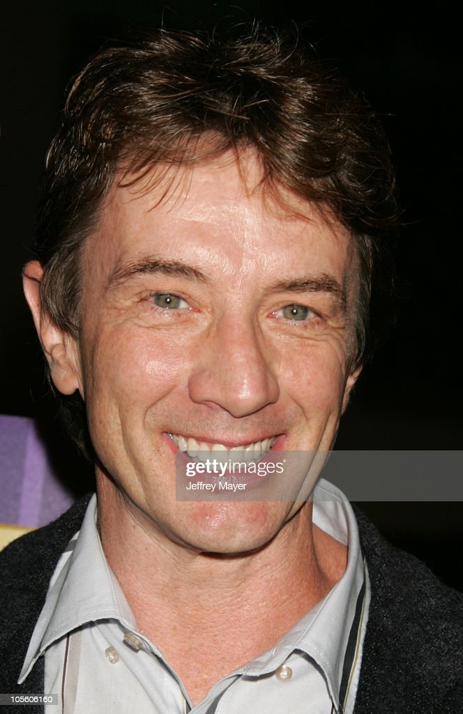 Martin Short during Jerry Lewis Hosts Special Screening of 'The Nutty Professor' at Paramount Theater in Hollywood, California, United States.