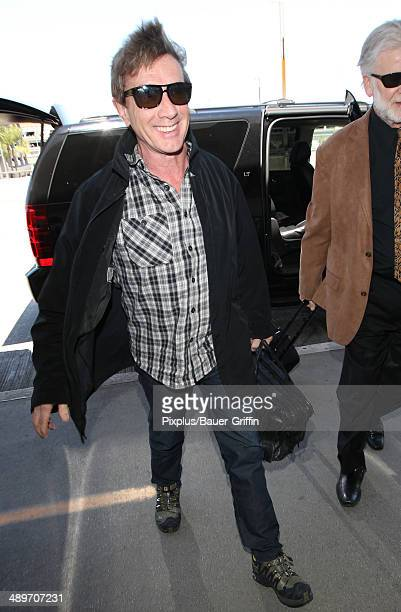 Martin Short is seen at LAX on May 11 2014 in Los Angeles California