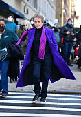 Celebrity Sightings In New York City - January 17, 2021