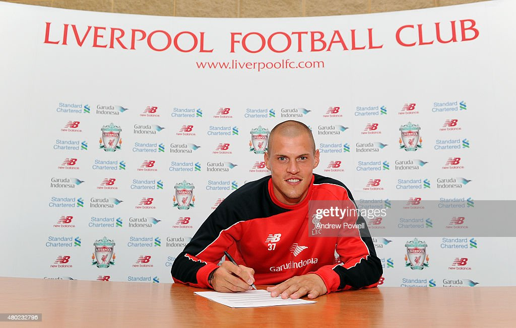 Martin Skrtel Signs Extension For Liverpool FC