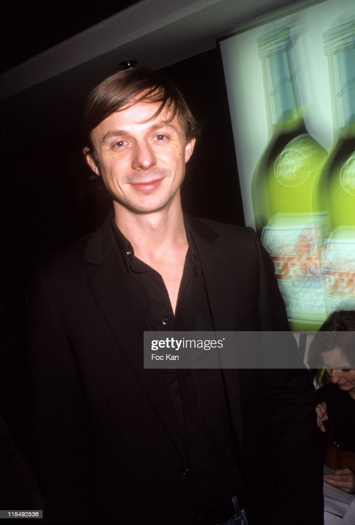<a gi-track='captionPersonalityLinkClicked' href=/galleries/search?phrase=Martin+Solveig&family=editorial&specificpeople=3964744 ng-click='$event.stopPropagation()'>Martin Solveig</a> attends the Pernod Fashion Awards 2007 Party on the 'Mirage' Boat on December 4, 2007 in Paris, France.