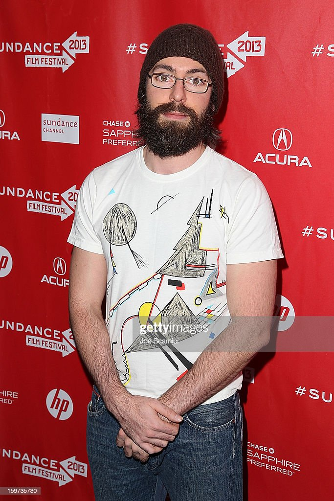 <a gi-track='captionPersonalityLinkClicked' href=/galleries/search?phrase=Martin+Starr&family=editorial&specificpeople=3733303 ng-click='$event.stopPropagation()'>Martin Starr</a> arrives at 'The Lifeguard' Premiere - 2013 Sundance Film Festival at Library Center Theater on January 19, 2013 in Park City, Utah.