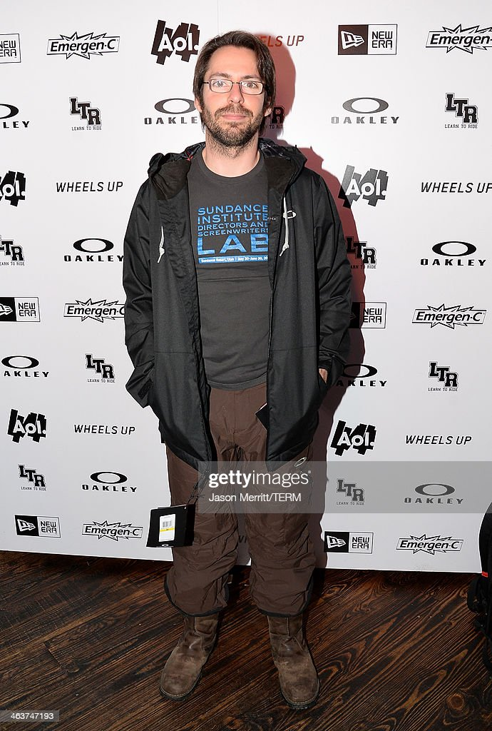 Martin Starr attends Day 2 of Oakley Learn To Ride With AOL At Sundance on January 18, 2014 in Park City, Utah.
