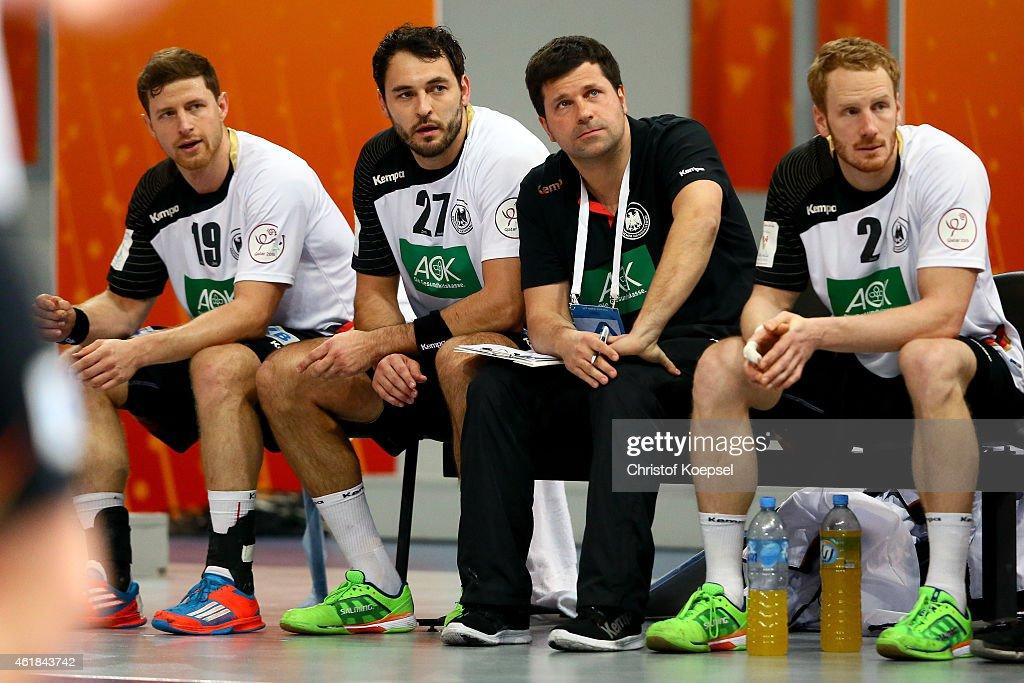 Denmark v Germany - 24th Men's Handball World Championship