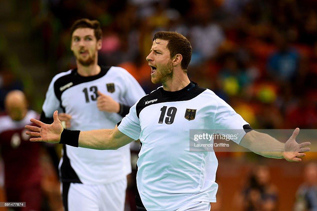 Handball - Olympics: Day 12